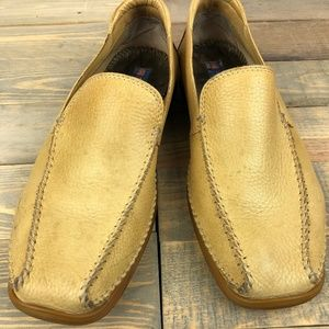 Stacy Adams Mens Size 9.5 M Porter Driving loafers
